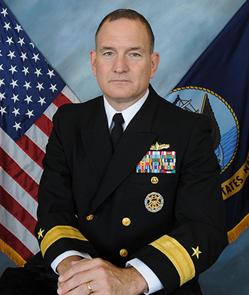 Rear Adm. Edward Cashman