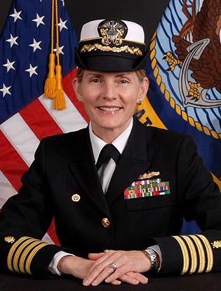 Capt. Mary Elizabeth Neill portrait photo