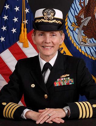 Capt. Mary Elizabeth Neill portrait photo