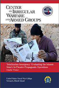 Totalitarian Insurgency: Evaluating the Islamic State's In-Theater Propaganda by Charlie Winter