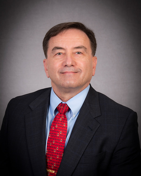 William J. Darney faculty photo
