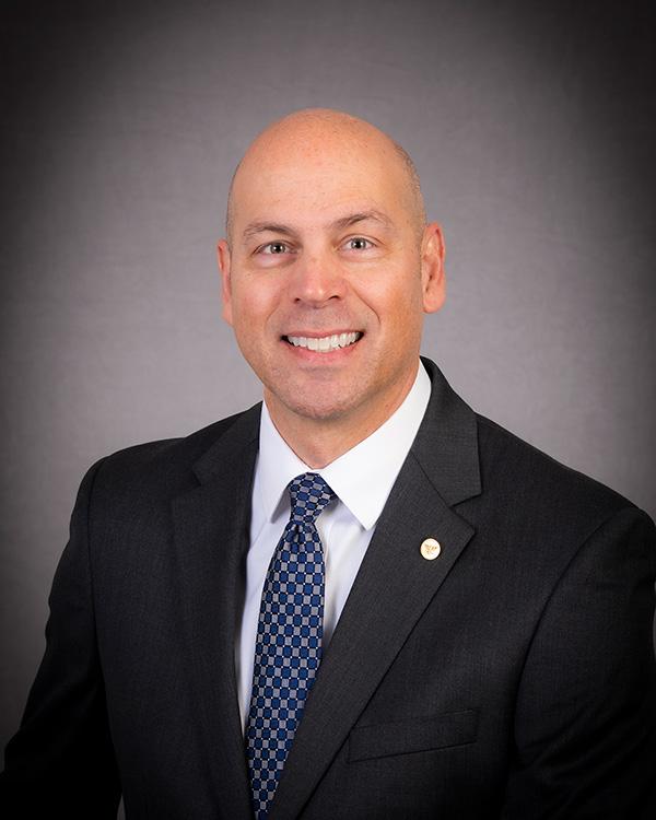 Matt Griffin faculty photo