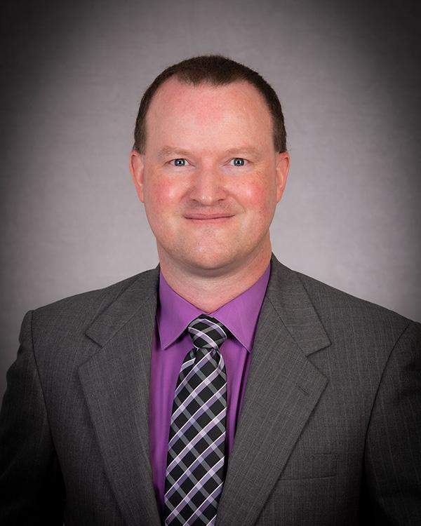 Keith E. Patton faculty photo