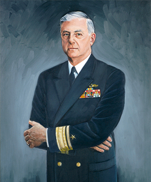 Rear Admiral John A. Baldwin, Jr.
