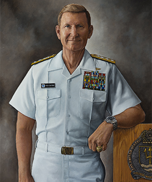"Rear Admiral Walter E"". Ted""Carter, Jr."