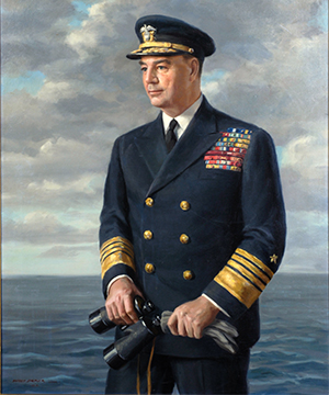Vice Admiral Richard L. Conolly