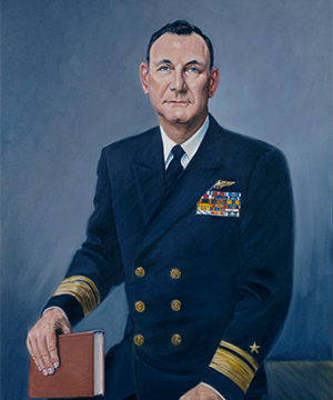 Rear Admiral Huntington Hardisty