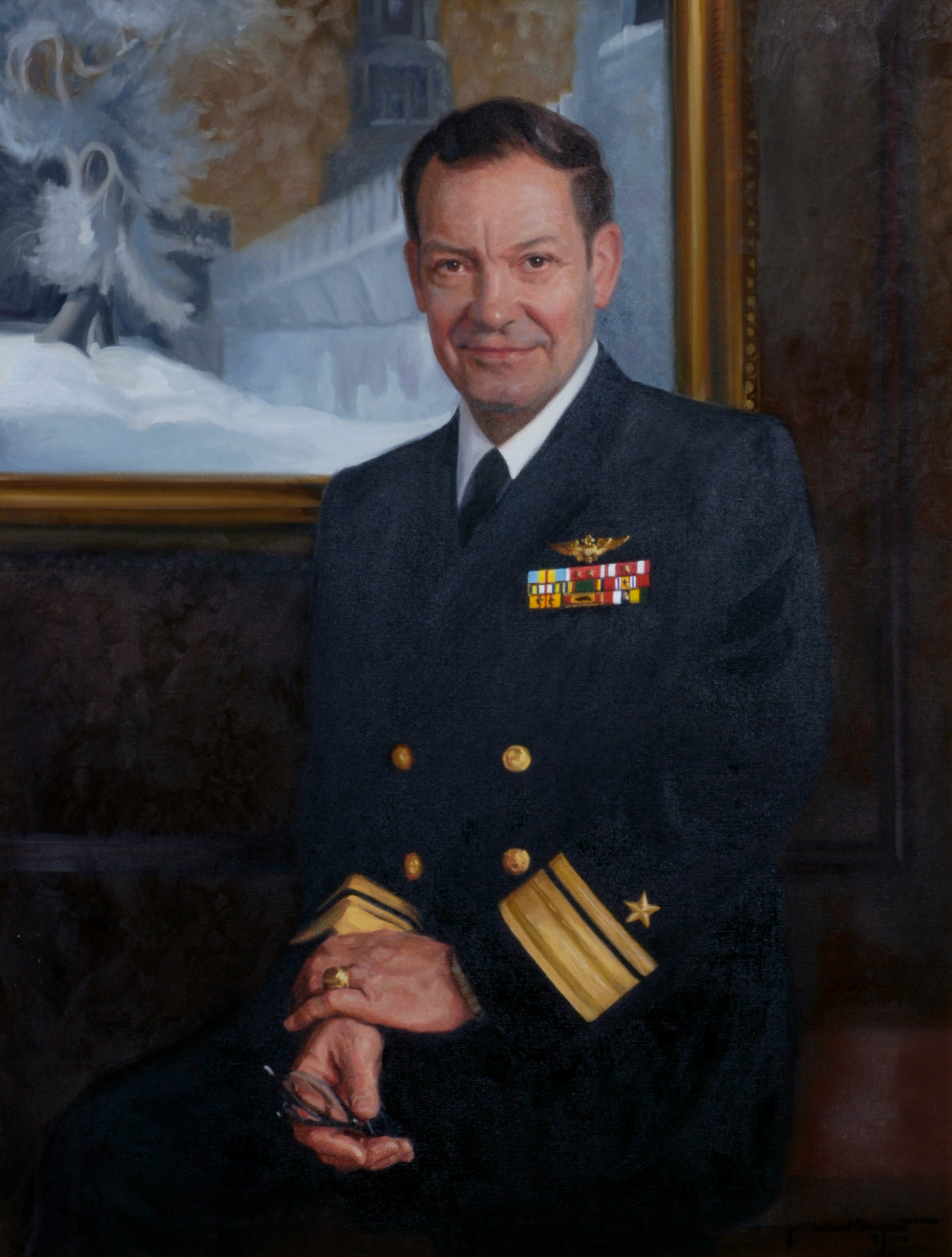 Rear Admiral Ronald J. Kurth