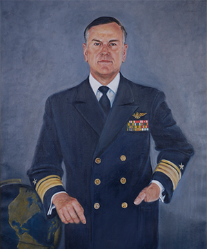 Rear Admiral Ronald F. Marryott