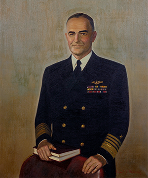 Vice Admiral Lynde D. McCormick