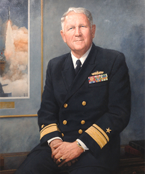 Rear Admiral Rodney P. Rempt