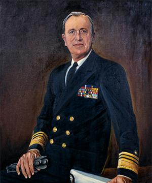 Vice Admiral Benedict J. Semmes, Jr.