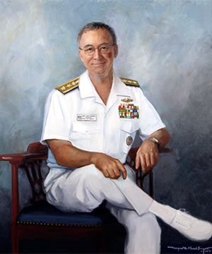 Rear Admiral Jacob L. Shuford