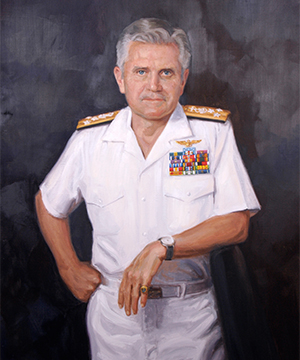 Vice Admiral James B. Stockdale