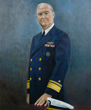 Rear Admiral Edward F. Welch, Jr.