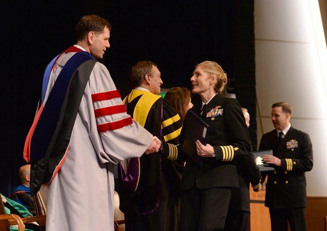 naval war college graduates 92 in ceremony