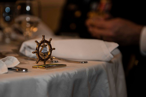 Naval Station Newport held its 244th Navy Birthday Ball at Goat Island in Newport, R.I., Oct. 12.