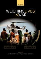 Weighing Lives in War cover image