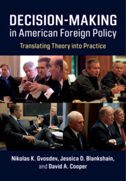 Decision-Making in American Foreign Policy cover image