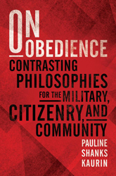 """""""On Obedience"""" cover image"""