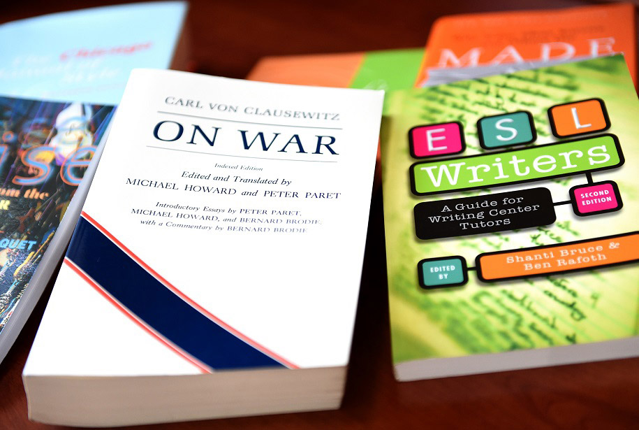 Student support and resources at U.S. Naval War College, The Writing Center