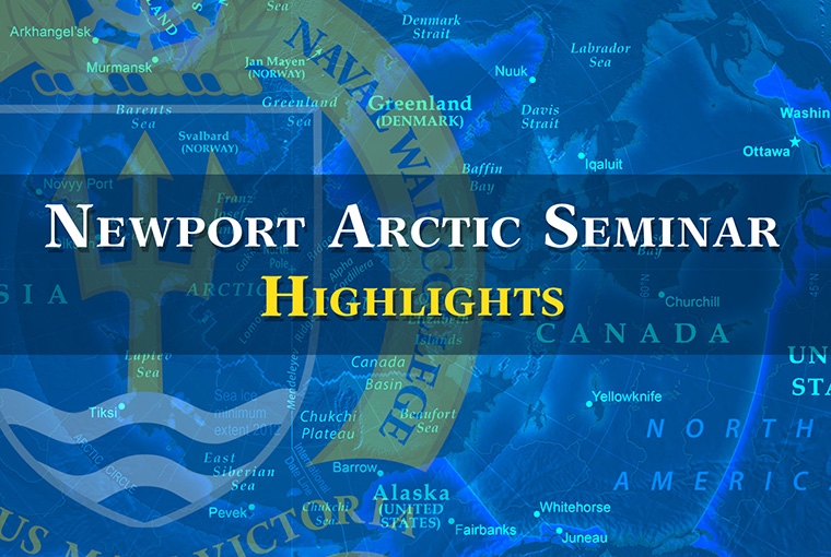 Newport Arctic Highlights web banner