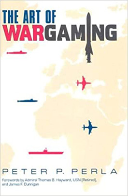 The Art of Wargaming book cover