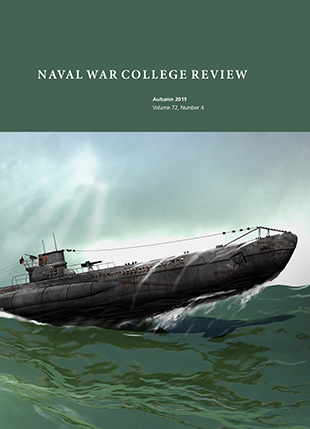 NWC Review Autumn 2019 cover image