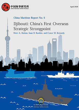 CMSI China Maritime Reports cover