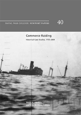 Commerce raiding: historical case studies, 1755-2009 cover image