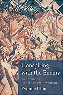 Conspiring with the Enemy book cover
