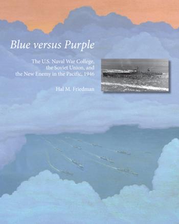 Blue versus Purple cover image