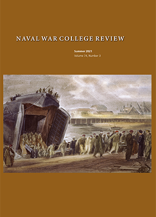 NWC Review Summer 2021 cover image