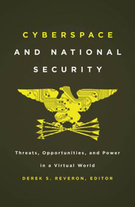Cyberspace and national security book cover