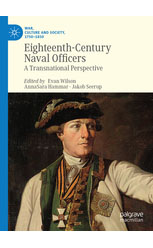 Eighteenth-Century Naval Officers cover image