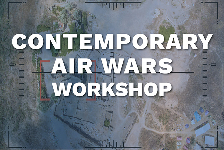 Contemporary Air Wars Workshop web banner