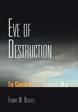 Eve of destruction book cover