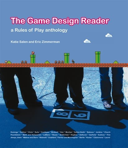 The Game Design Reader book cover