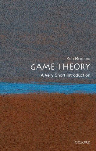 Game Theory book cover