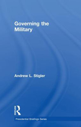 Governing the Military book cover