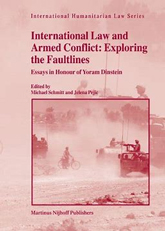 International Law and Armed Conflict cover image