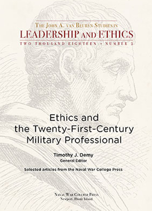 van Beuren Studies in Leadership and Ethics series #2 cover image