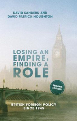 Losing an empire, finding a role book cover