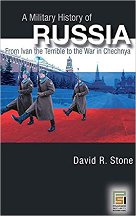 A Military History of Russia book cover