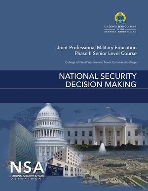 National Security Affairs SLC Syllabus Cover