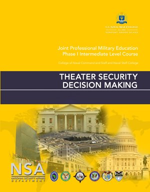 National Security Affairs ILC Syllabus Cover