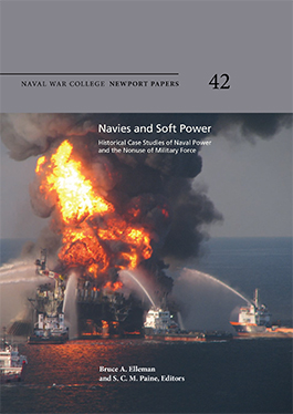 Navies and soft power cover image