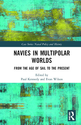 Navies in Multipolar Worlds book cover