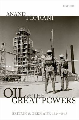 Oil and the great powers book cover