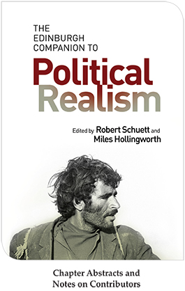 Political Realism and Civil–Military Relations cover image